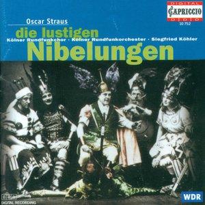 Image for 'Straus, O.: Lustigen Nibelungen (Die) [Operetta]'