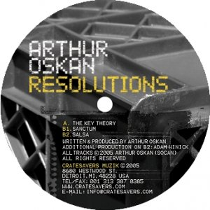 Image for 'Resolutions EP'