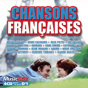 Image for 'Chansons Françaises / Sony Music Box'