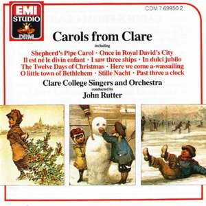 Image for 'Carols From Clare'