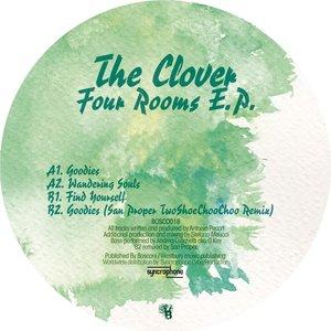 Bild für 'Four Rooms EP'