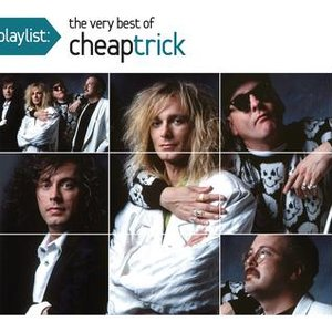 Image pour 'Playlist: The Very Best Of Cheap Trick'