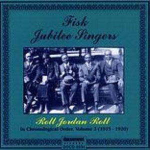 Bild för 'Fisk Jubilee Singers Vol. 2 (1915-1920)'