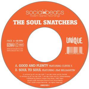 """Imagem de '7"""" Good & Plenty / Soul to Soul'"""