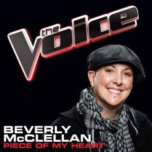 Image for 'Piece of My Heart (The Voice Performance) - Single'