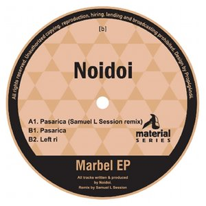 Image for 'Marbel EP'