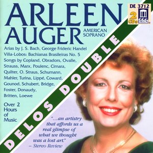 Image for 'Auger, Arleen: Arias'