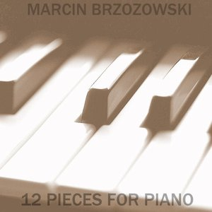 Image for '12 pieces for piano'