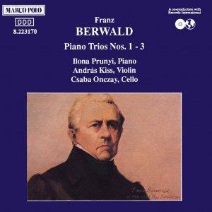 Image for 'BERWALD: Piano Trios Nos. 1-3'