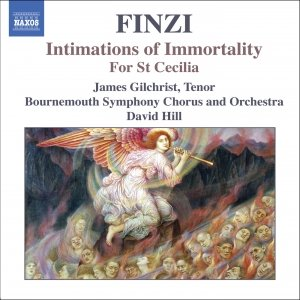 Image for 'FINZI: Intimations of Immortality / For St Cecilia'