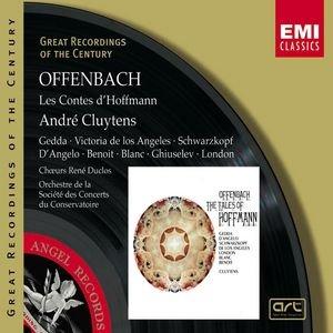 Image for 'Offenbach : Les Contes d'Hoffmann'