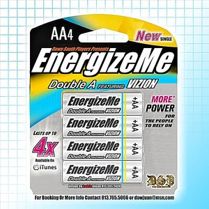 Image for 'Energize Me'