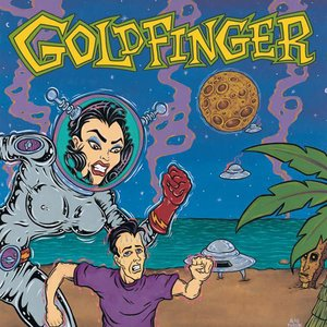 Image for 'Goldfinger'