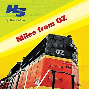 Image for 'Miles from Oz'
