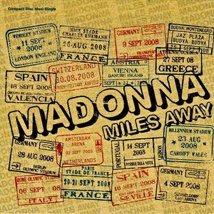 Image for 'Miles Away (Thin White Duke Remix)'