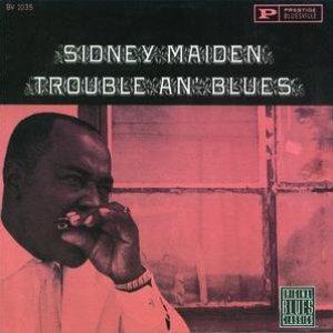 Imagen de 'Trouble An' Blues'