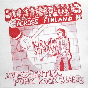 Image for 'Bloodstains Across Finland'