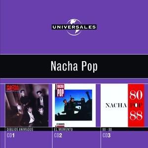 Immagine per 'Universal.es.Nacha Pop'