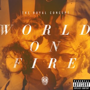 Image for 'World On Fire'