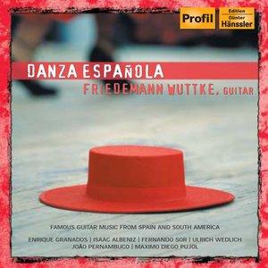 Image for 'Spanish Dances'