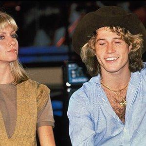 Image for 'Andy Gibb & Olivia Newton John'