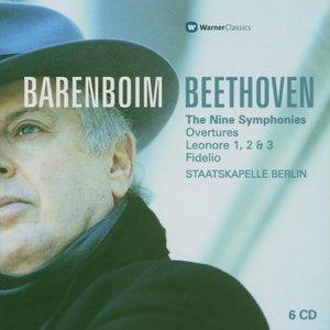 """Beethoven : Symphonies 1 - 9""的图片"