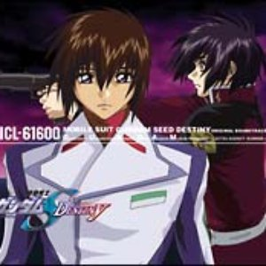 Image for 'Mobile Suit Gundam Seed Destiny Original Soundtrack [II]'