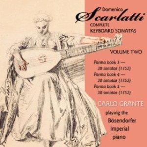 Image pour 'Scarlatti: The Complete Keyboard Sonatas Vol. 2'