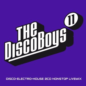 Image for 'The Disco Boys, Volume 11'