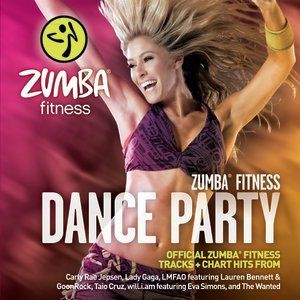 Image for 'Zumba Fitness Dance Party'