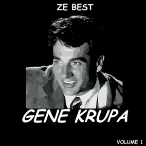 Image for 'Ze Best - Gene Krupa'