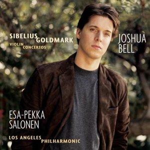 Image pour 'Joshua Bell, Philharmonia Orchestra, Esa-Pekka Salonen'