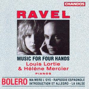 Image for 'Bolero (arr. for 2 pianos)'