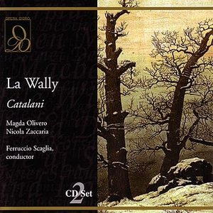 Image for 'Catalani: La Wally: L'Hagenbach qui?'