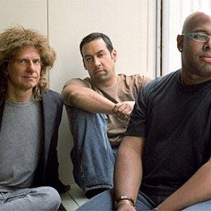 Image for 'Pat Metheny with Christian McBride & Antonio Sanchez'