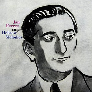Immagine per 'Jan Peerce Sings Hebrew Melodies'