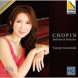 Image for 'Chopin : Ballades & Scherzos'