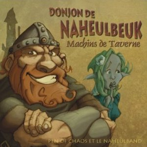 Image for 'Donjon de Naheulbeuk - Machins de Taverne'