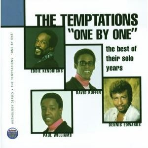 Imagem de 'The Temptations / One By One / The Best Of Their Solo Years'
