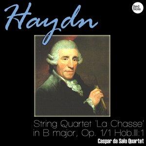 Image for 'Haydn: String Quartet 'La Chasse' in B major, Op. 1/1 Hob.III:1'