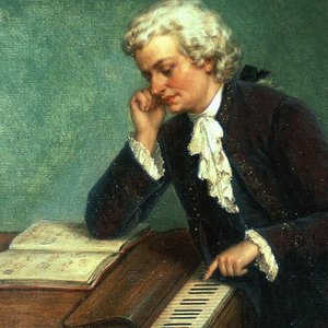 Image for 'Wolfgang Amadeus Mozart'