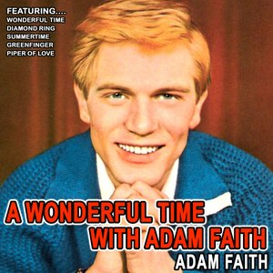Image for 'A Wonderful Time With Adam Faith (Remastered)'