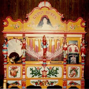 Image for 'Gypsy Queen Carousel Band Organ'