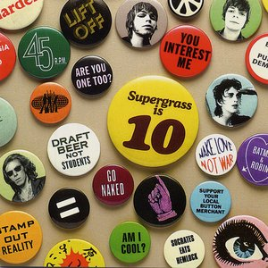 Image for 'Supergrass Is 10 - The Best Of 94-04'