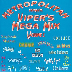 Image for 'Metropolitan Presents Viper's Mega Mix Volume 1'
