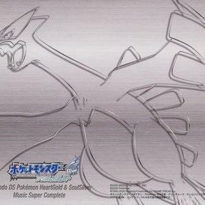 Bild für 'Nintendo DS Pokémon HeartGold & SoulSilver Music Super Complete'
