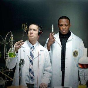 Image for 'Dr. Dre feat. Eminem & Skylar Grey'