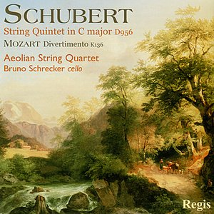 Image for 'Schubert: String Quintet D956 - Mozart: Divertimento K136'