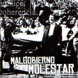Bild für 'molestar'