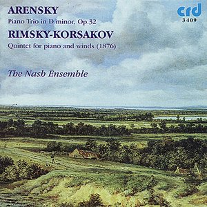 Image for 'Arensky: Trio in D minor, Op.32: Allegro moderato'